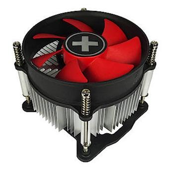 Xilence XC032 Processore Ventilatore 9,2 cm Nero, Grigio, Rosso