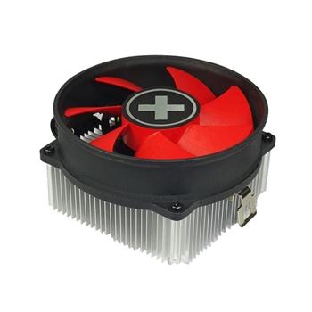 Xilence A250PWM ventola per PC Processore Ventilatore 9,2 cm Nero, Rosso