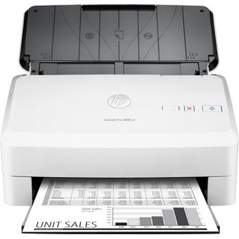 HP Scanjet Pro 3000 s3 600 x 600 DPI Scanner a foglio Bianco A4