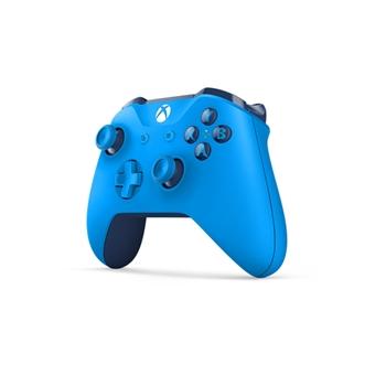 MICROSOFT XBOX ONE WRL CONTROLLER BLUE BT