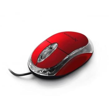TITANUM XM102R mouse USB Ottico 1000 DPI Ambidestro