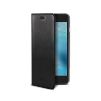 "Celly AIRPELLE800BK custodia per cellulare 11,9 cm (4.7"") Custodia a libro Nero"