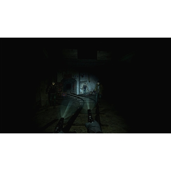 Sony Until Dawn: Rush of Blood PS4 videogioco PlayStation 4 Basic ITA