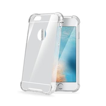 """Celly ARMORMIR800SV custodia per cellulare 11,9 cm (4.7"""") Cover Specchio, Argento"""