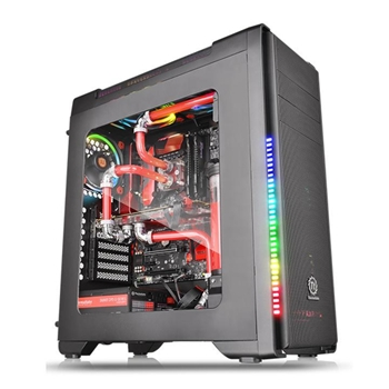 Thermaltake Versa C21 RGB Midi-Tower Nero