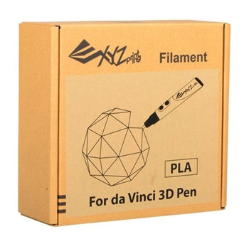 XYZprinting RFPLDXTW00H materiale di stampa 3D Acido polilattico (PLA) Blu, Verde, Arancione, Rosso, Bianco, Giallo 216 g