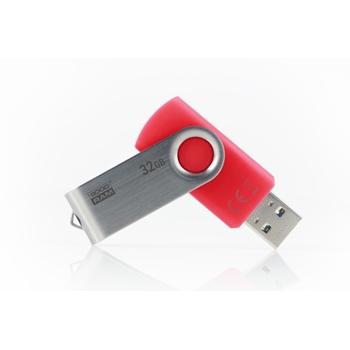Goodram UTS3 unità flash USB 32 GB USB tipo A 3.2 Gen 1 (3.1 Gen 1) Rosso