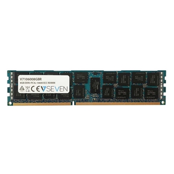 V7 8GB DDR3 PC3L-10600 - 1333MHZ 1.35V ECC REG X SERVER