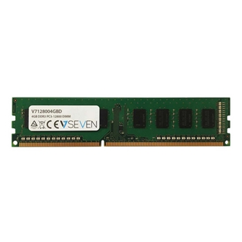 V7 4GB DDR3 1600MHZ CL11 NON ECC DIMM PC3-12800 1.5V