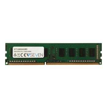 V7 4GB DDR3 PC3-12800 - 1600mhz DIMM Desktop Módulo de memoria - V7128004GBD