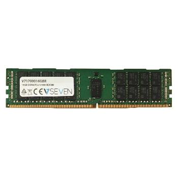 V7 16GB DDR4 2133MHZ CL15 ECC SERV REG PC4-17000 1.2V