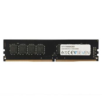 V7 8GB DDR4 PC4-17000 - 2133Mhz DIMM Desktop Módulo de memoria - V7170008GBD
