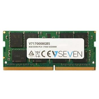V7 8GB DDR4 2133MHZ CL15 SODIMM PC4-17000 1.2V