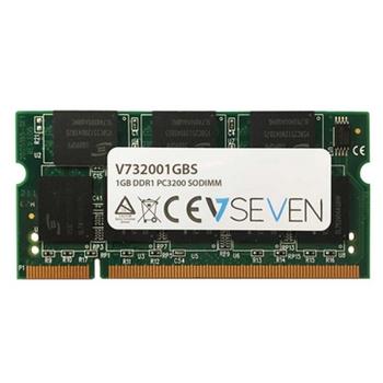 V7 1GB DDR1 400MHZ CL3 NON ECC SO DIMM PC3200 2.5V LEG