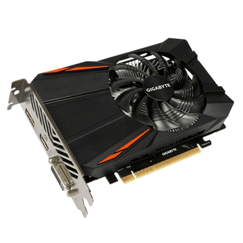 VGA Gigabyte GeForce® GTX 1050 Ti 4GB D5 4G