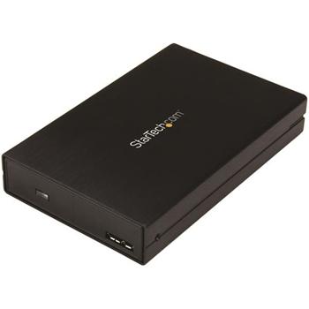"""StarTech.com Box Esterno per Unità disco da 2,5"""" SATA SSD/HDD - USB 3.1 (10Gbps) - USB-A e USB-C"""