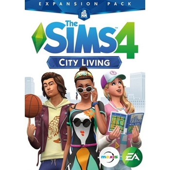 Electronic Arts The Sims 4: City Living, PC videogioco Basic