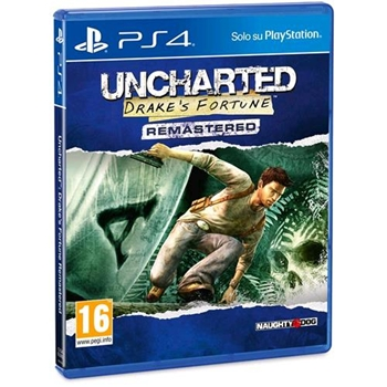 Sony Uncharted: Drake's Fortune Remastered videogioco PlayStation 4 Basic ITA