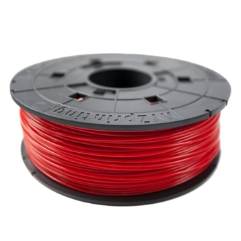XYZprinting RF10BXEU04H materiale di stampa 3D ABS Rosso 600 g