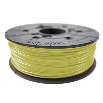 XYZprinting RF10BXEU05F materiale di stampa 3D ABS Giallo 600 g