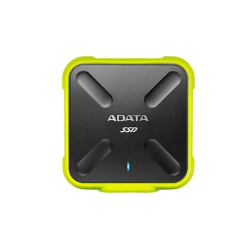 ADATA SD700 512 GB Nero, Giallo