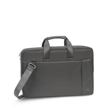"""Rivacase 8251 borsa per notebook 43,9 cm (17.3"""") Valigetta ventiquattrore Grigio"""