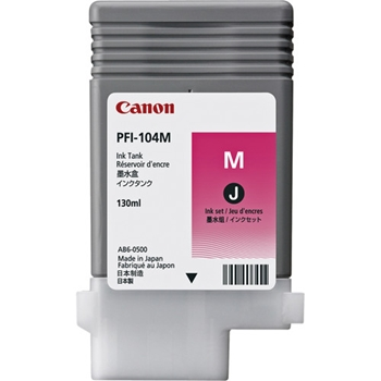 Canon PFI-104M Originale Magenta