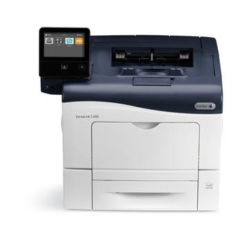 Xerox VersaLink C400 A4 35 / 35Ppm Stampante Fronte/Retro Sold Ps3 Pcl5E/6 2 Vassoi 700 Fogli