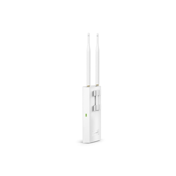 TP-LINK EAP110-Outdoor 300 Mbit/s Supporto Power over Ethernet (PoE) Bianco