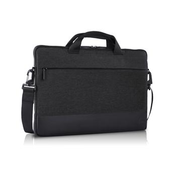 """DELL PF-SL-BK-4-17 borsa per notebook 35,6 cm (14"""") Custodia a tasca Nero, Grigio"""