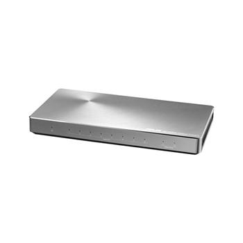ASUS XG-U2008 Non gestito Gigabit Ethernet (10/100/1000) Argento