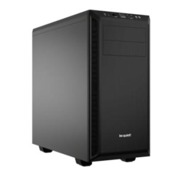 be quiet! PC- Gehäuse BeQuiet Pure Base 600 schwarz