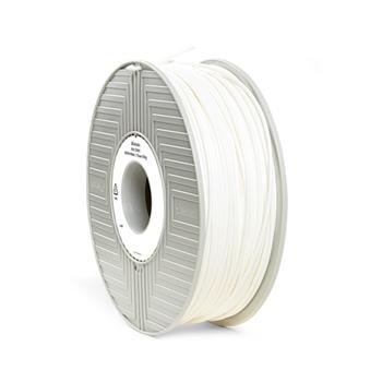 Filament VERBATIM / BVOH / White / 1,75 mm / 0,5 kg