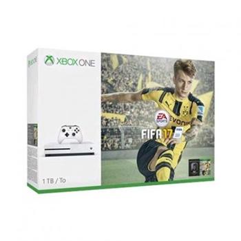 Microsoft Xbox One S, FIFA 2017