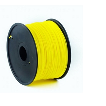 Gembird 3DP-ABS1.75-01-Y materiale di stampa 3D ABS Giallo 1 kg