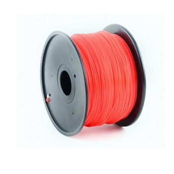 Gembird 3DP-ABS1.75-01-R materiale di stampa 3D ABS Rosso 1 kg