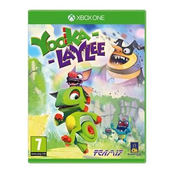 Playtonic Games Yooka Laylee, Xbox One videogioco Basic ITA