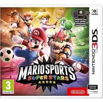 Nintendo Mario Sports Superstars, 3DS Basico Nintendo 3DS Inglese videogioco