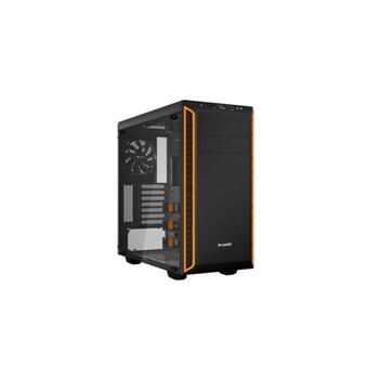 be quiet! PC- Gehäuse BeQuiet Pure Base 600 Window - orange
