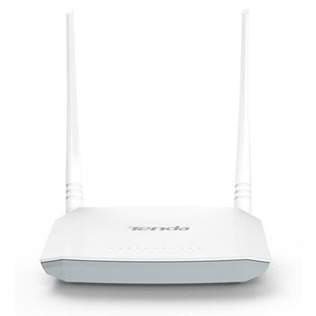 Tenda V300 router wireless Fast Ethernet Banda singola (2.4 GHz) Bianco