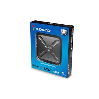 ADATA SD700 Ext SSD 1TB USB 3.1 Black