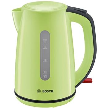 Bosch TWK7506 bollitore elettrico 1,7 L Nero, Verde 2200 W