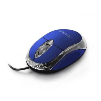 TITANUM XM102B mouse USB Ottico 1000 DPI Ambidestro