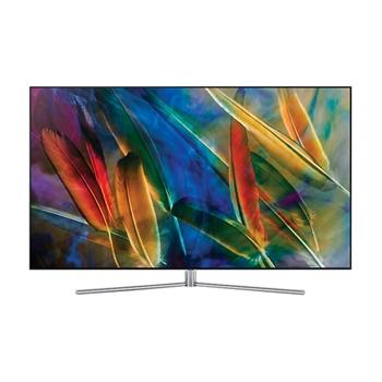 """Samsung Q7F QE55Q7FAMTXZT TV 139,7 cm (55"""") 4K Ultra HD Smart TV Wi-Fi Nero, Argento"""