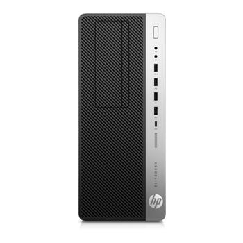 HP EliteDesk 800 G3 Intel® Core™ i5 di settima generazione i5-7500 8 GB DDR4-SDRAM 500 GB HDD Nero, Argento Torre PC