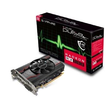 SAPPHIRE VGA SAP PULSE RADEON RX 550 4G GDDR5 HDMI / DVI-D / DP OC (UEFI)