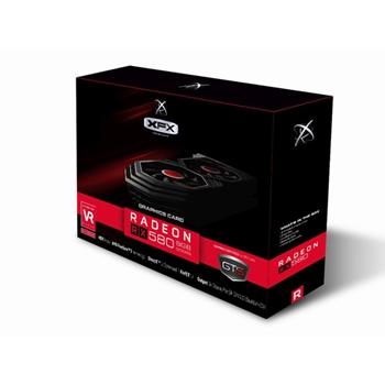 VGA XFX Radeon RX580 8GB GTS Core
