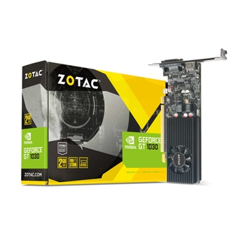 Zotac ZT-P10300A-10L scheda video NVIDIA GeForce GT 1030 2 GB GDDR5