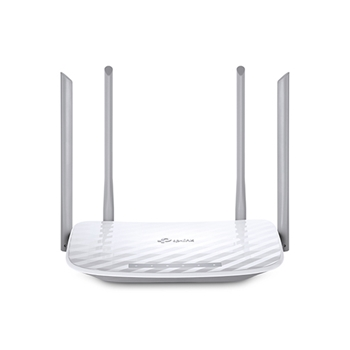 TP-LINK Archer C50 router wireless Dual-band (2.4 GHz/5 GHz) Fast Ethernet Bianco