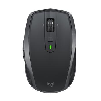 Logitech MX Anywhere 2S mouse Wireless a RF + Bluetooth 4000 DPI Mano destra